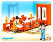 PLAYMOBIL Dollhouse 5319 Parents / Chambre traditionnelle
