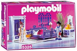 PLAYMOBIL Dollhouse 5325 - Parents / Chambre pas cher