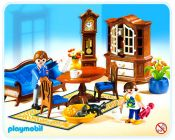 PLAYMOBIL Dollhouse 5327 Famille / Salle à manger traditionnelle