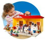 PLAYMOBIL Country 5348 Ecurie transportable