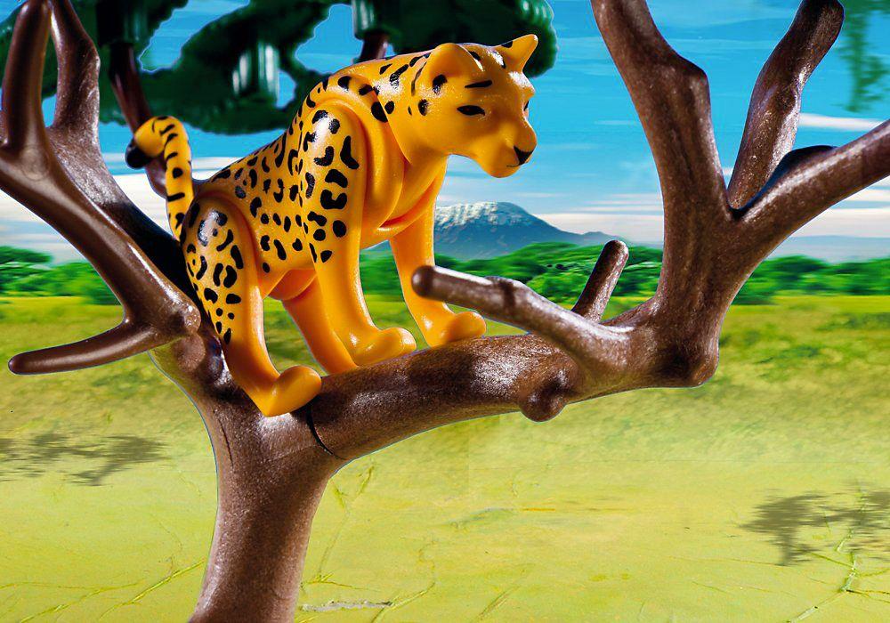 Playmobil wild life 5417 pas cher animaux de la savane - Playmobile savane ...