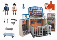 "PLAYMOBIL City Action 5421 Coffre ""Poste de police"""