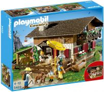 PLAYMOBIL Country 5422 - Chalet pas cher