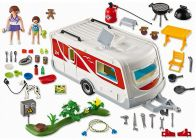 PLAYMOBIL Summer Fun 5434 Caravane