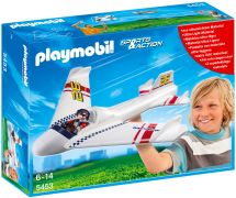 PLAYMOBIL Sports & Action 5453 Planeur turbo