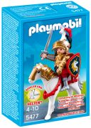 PLAYMOBIL Knights 5477 - Chevalier d'Or et son cheval pas cher