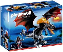 PLAYMOBIL Dragons 5482 Grand Dragon royal avec flammes lumineuses