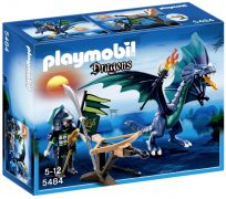 PLAYMOBIL Dragons 5484 Dragon avec guerrier