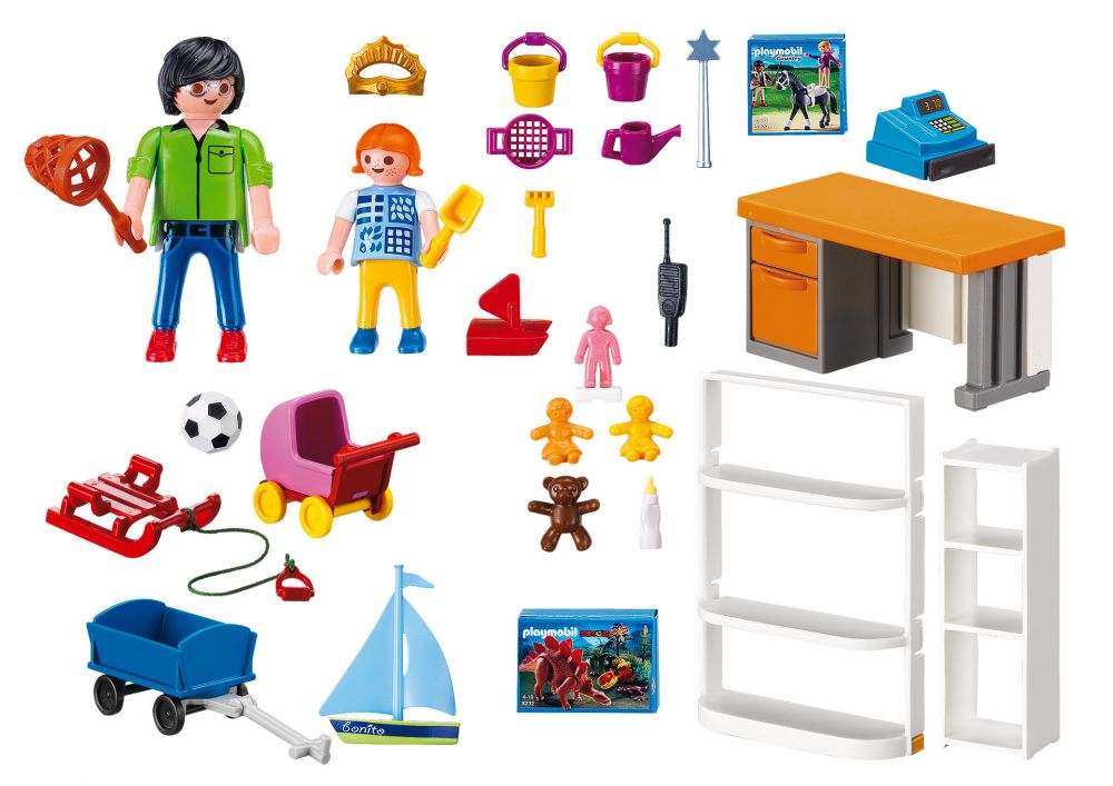 playmobil city life 5488 pas cher magasin de jouets. Black Bedroom Furniture Sets. Home Design Ideas