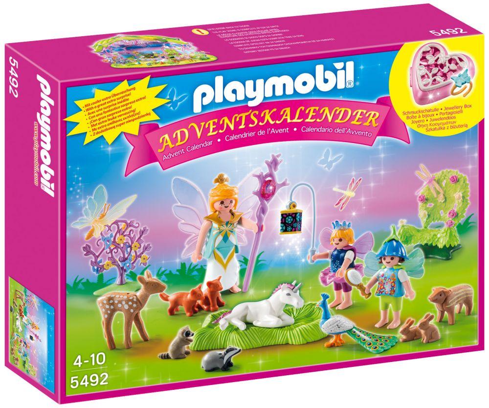Playmobil christmas 5492 pas cher calendrier de l 39 avent - Calendrier de l avent pour chien ...