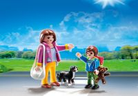 PLAYMOBIL Dollhouse 5513 Duo Maman et enfant