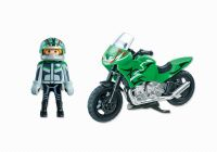 PLAYMOBIL Sports & Action 5524 Moto de sport verte