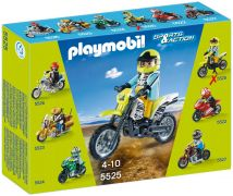 PLAYMOBIL Sports & Action 5525 Moto Enduro