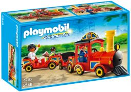 PLAYMOBIL Summer Fun 5549 Petit train