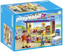 PLAYMOBIL Summer Fun 5555 Stand de friandises