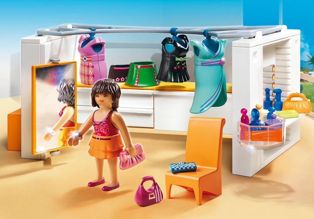 Playmobil City Life 5576 Pas Cher Dressing