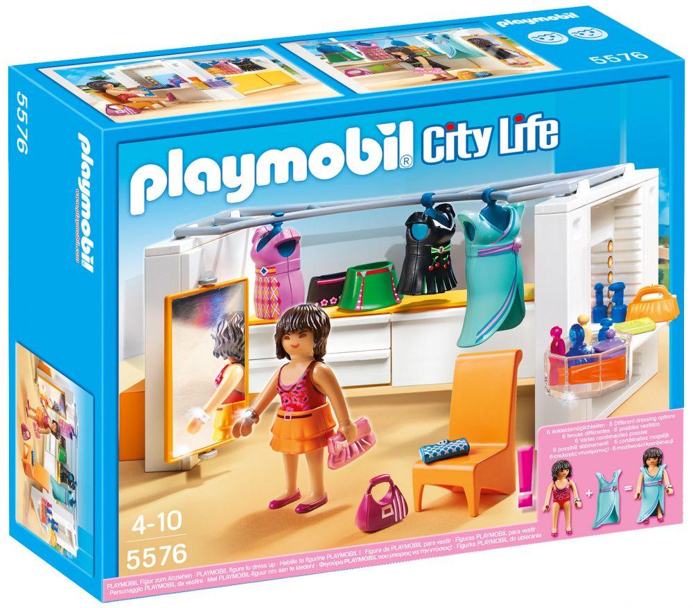 Salle De Bain Neo Frame Leroy Merlin ~ Playmobil City Life 5576 Pas Cher Dressing