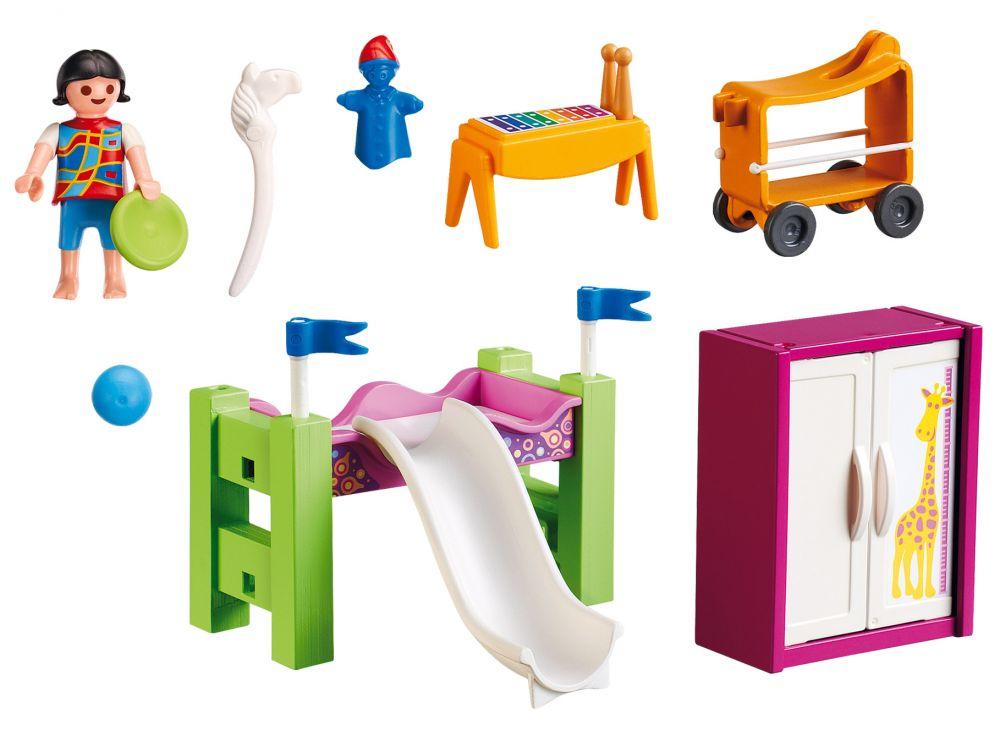 Playmobil D'enfant Avec 5579 Life City Lit Chambre Mezzanine Pas Cher q5L3SRc4Aj