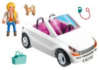 PLAYMOBIL City Life 5585 Voiture cabriolet