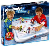 PLAYMOBIL Sports & Action 5594 Stade de hockey sur glace