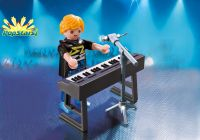 PLAYMOBIL City Life 5604 Joueur de synthé Pop Stars