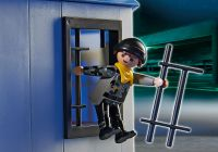 PLAYMOBIL City Action 5607 Poste de police