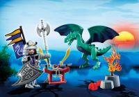 PLAYMOBIL Dragons 5609 Valisette Chevaliers Dragon Asie