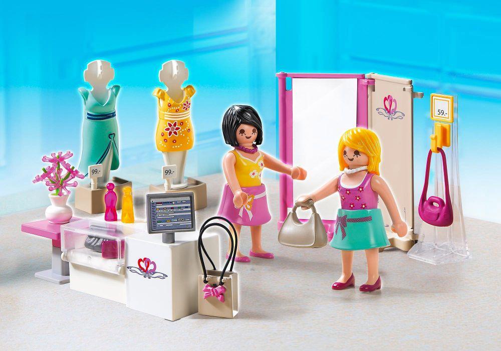 Playmobil Fashion Girl Pas Cher