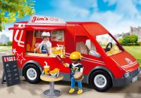 PLAYMOBIL City Life 5632 Camion alimentaire