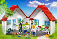 PLAYMOBIL City Life 5633 Animalerie transportable