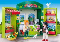 PLAYMOBIL City Life 5639 Coffre Fleuriste