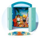 PLAYMOBIL City Life 5641 Coffre Boutique de surf