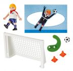 PLAYMOBIL Sports & Action 5654 Valisette Football