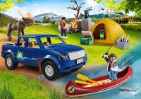 PLAYMOBIL Wild Life 5669 Excursion et camping