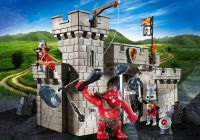 PLAYMOBIL Knights 5670 Citadelle des chevaliers avec troll