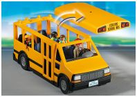 PLAYMOBIL City Life 5680 Bus scolaire
