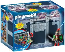 PLAYMOBIL Knights 5784 - Coffret Bataille des Chevaliers pas cher