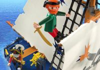 PLAYMOBIL Pirates 5810 Bateau de pirates