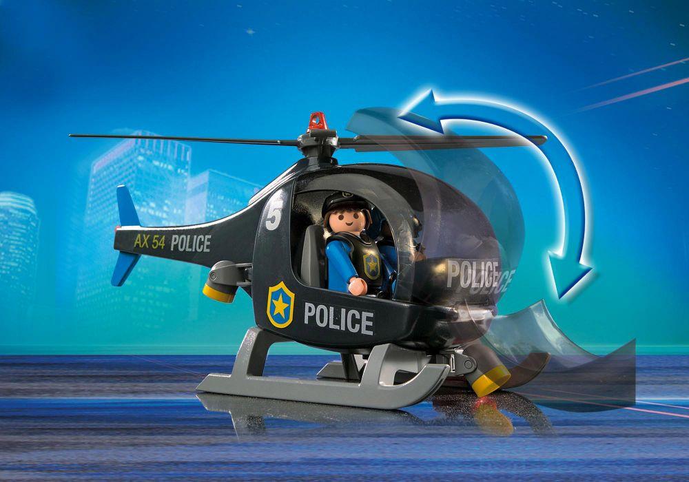 playmobil city action 5844 pas cher forces sp ciales de police et v hicules. Black Bedroom Furniture Sets. Home Design Ideas