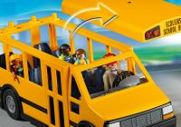 PLAYMOBIL City Life 5940 Bus scolaire jaune