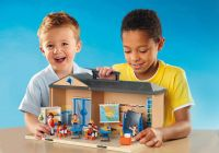 PLAYMOBIL City Life 5941 Ecole transportable