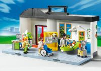 PLAYMOBIL City Life 5953 Hôpital transportable