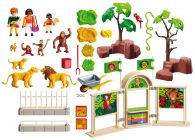 PLAYMOBIL City Life 5969 Le Grand Zoo
