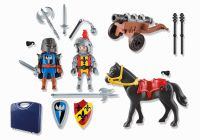 PLAYMOBIL Knights 5972 Valisette chevaliers