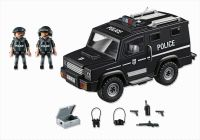 PLAYMOBIL City Action 5974 Le fourgon de police