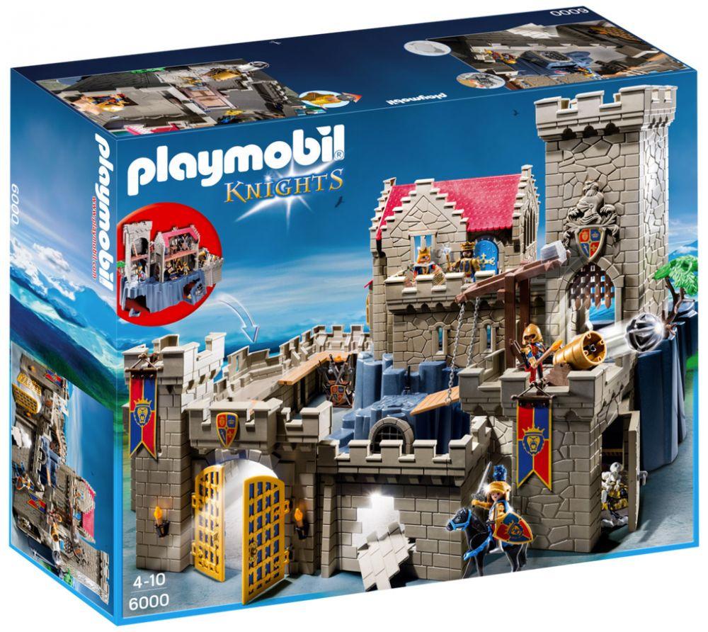 playmobil knights 6000 chteau des chevaliers du lion imprial - Playmobile Chevalier