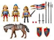 PLAYMOBIL Knights 6006 Chevaliers du Lion Impérial