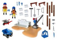 PLAYMOBIL City Action 6144 SuperSet Construction
