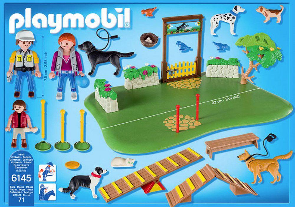 PLAYMOBIL City Life 6145 pas cher - SuperSet Centre de