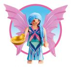 PLAYMOBIL Fairies 6179 Ilot enchanté transportable